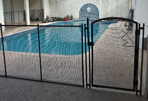 Baby Guard Pool Fence Of Tampa Florida Pool Fences